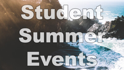 Student Summer Events