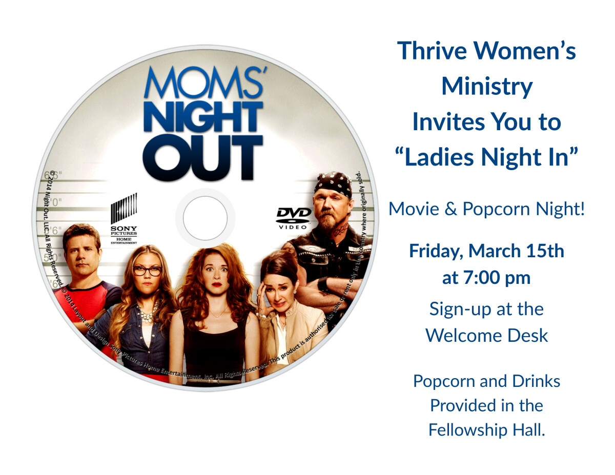 "Thrive ""Ladies Night In"" Movie"